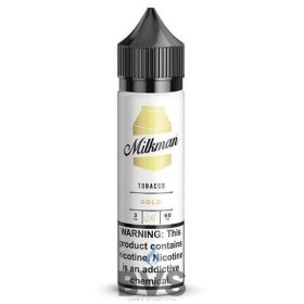 GOLD ELIQUID BY THE MILKMAN HERITAGE 50ML