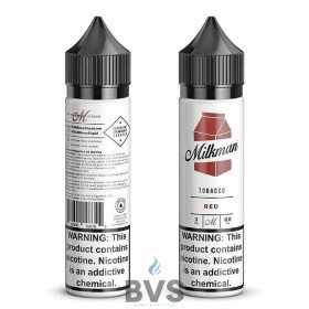 RED ELIQUID BY THE MILKMAN HERITAGE 50ML