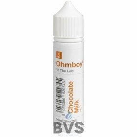 CHOCOLATE MILK SHORTFILL ELIQUID by OHM BOY 50ML