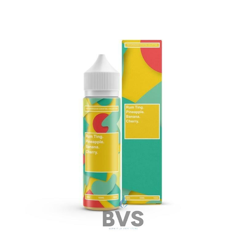 Rum Ting by Supergood. 50ml