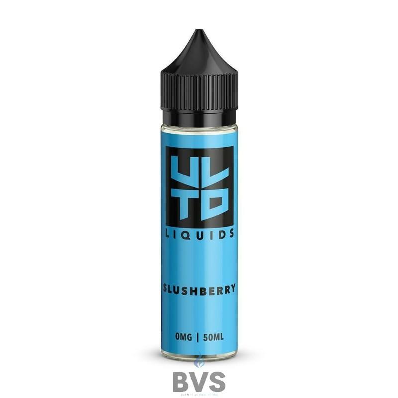 ULTD Slushberry Short Fill - 50ml