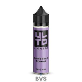 ULTD Pomberry Plunge Short Fill - 50ml