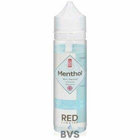 MENTHOL SHORTFILL E-LIQUID BY RED LIQUID CLASSICS