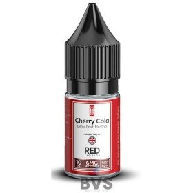 CHERRY COLA ELIQUID by RED LIQUID 40/60