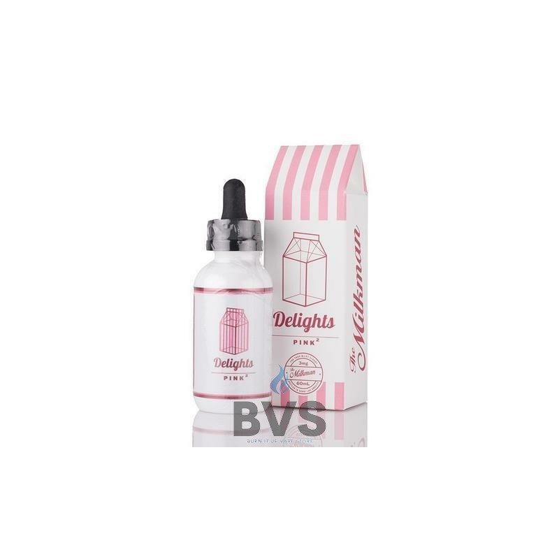 PINK 2 50ML SHORTFILL BY THE MILKMAN DELIGHTS