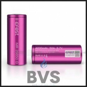 Efest 26650 4200mAh 2 Pack