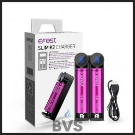 EFEST SLIM K2 USB VAPE BATTERY CHARGER