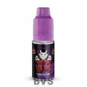 TOBACCO 1961 ELIQUID BY VAMPIRE VAPE