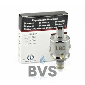 INNOKIN ICLEAR 16B 2.1OHM REPLACEMENT COILS
