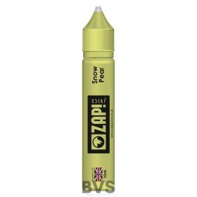 Snow Pear by Zap E Liquid 10ml Bottle 70/30