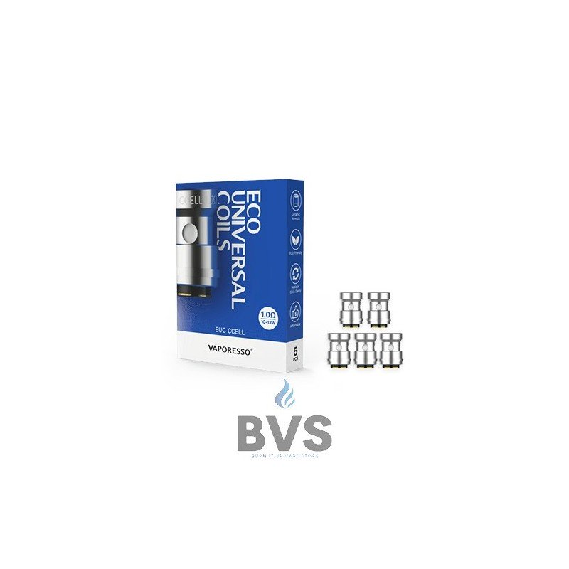 VAPORESSO EUC CCELL COIL (Pack of 5)
