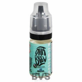 ICE MENTHOL E-LIQUID BY OHM BREW 50/50 NIC SALTS