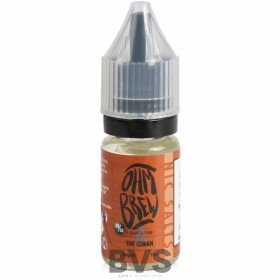THE CUBAN E-LIQUID BY OHM BREW 50/50 NIC SALTS