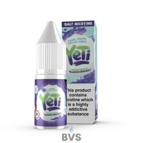 HONEYDEW BLACKCURRANT NIC SALT BY YETI E LIQUID