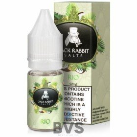 RIO NIC SALT E-LIQUID BY JACK RABBIT
