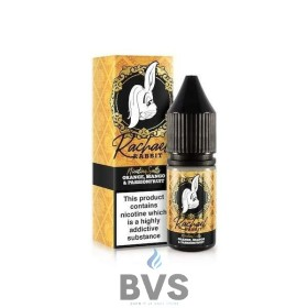ORANGE, MANGO & PASSIONFRUIT NIC SALT E-LIQUID BY RACHAEL RABBIT