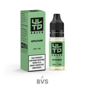 ULTD Apple Blow Nic Salt
