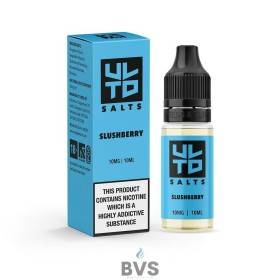 ULTD Slushberry Nic Salt
