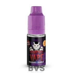 RHUBARB CRUMBLE ELIQUID BY VAMPIRE VAPE