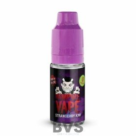 STRAWBERRY & KIWI E-LIQUID BY VAMPIRE VAPE - 10ML