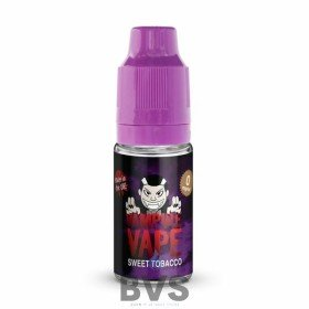 SWEET TOBACCO E-LIQUID BY VAMPIRE VAPE - 10ML