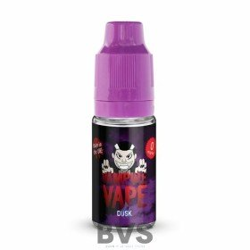 DUSK ELIQUID by VAMPIRE VAPE
