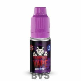 BLUEBERRY E-LIQUID BY VAMPIRE VAPE - 10ML