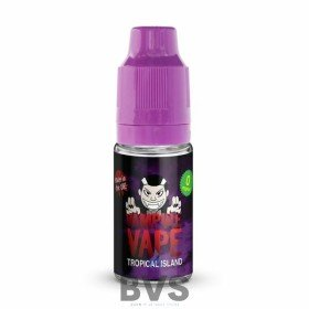TROPICAL ISLAND E-LIQUID BY VAMPIRE VAPE - 10ML