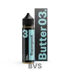 Butter 03 by Supergood eliquid 50ml