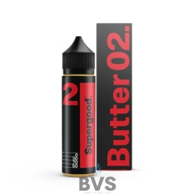 Butter 02 by Supergood eliquid 50ml