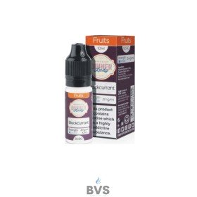 BLACKCURRANT E-LIQUID BY DINNER LADY 50/50
