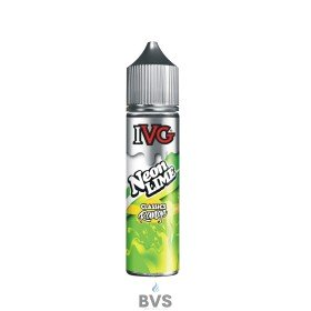 NEON LIME ELIQUID BY IVG 50ML