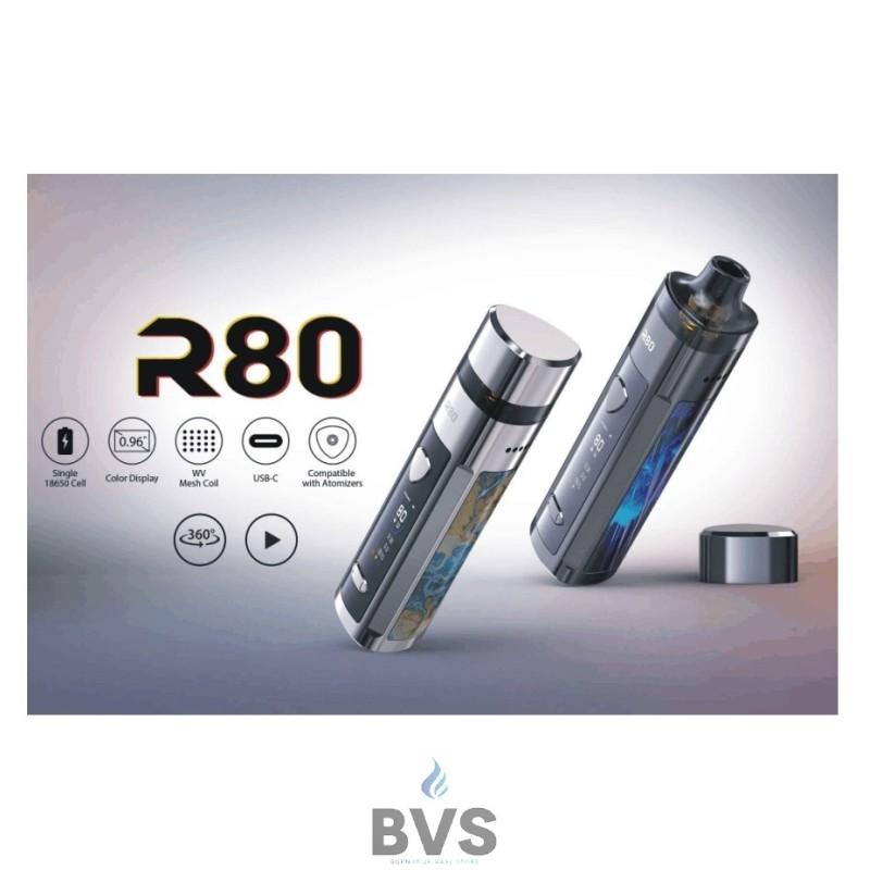 Wismec R80 Pod Mod Kit - NOW IN !