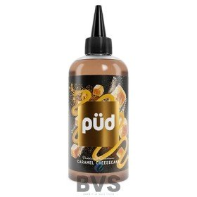 PUD Caramel Cheescke Eliquid 200ml