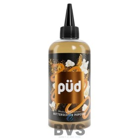 PUD Butterscotch Popcorn Eliquid 200ml