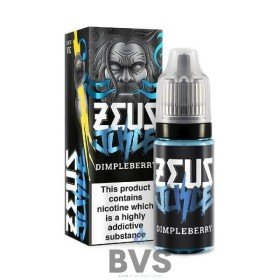 DIMPLEBERRY by ZEUS JUICE 70/30