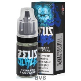 RHUBARB & CUSTARD by ZEUS JUICE
