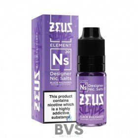 NS20 BLACK RELOADED by ZEUS JUICE