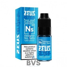 NS20 DIMPLE BERRY by ZEUS JUICE