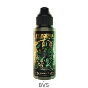 DRAGON CLAWS SHORTFILL 50ml by ZEUS JUICE