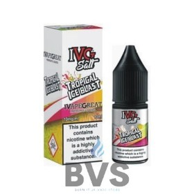 TROPICAL ICE BLAST SALT ELIQUID by IVG