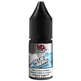 BLUBERG SALT ELIQUID by IVG