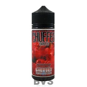 CHERRY SHERBET 100ML SHORTFILL by CHUFFED SWEETS ELIQUID