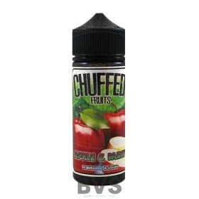 APPLE & MINT 100ML SHORTFILL by CHUFFED FRUITS ELIQUID