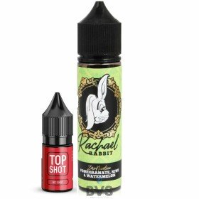 POMEGRANATE, KIWI & WATERMELON SHORTFILL E-LIQUID BY RACHAEL RABBIT 50ML