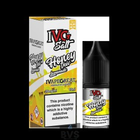 HONEYDEW LEMONADE NIC SALT E-LIQUID BY IVG