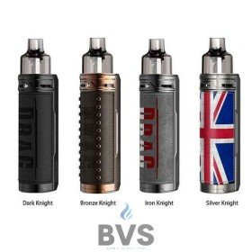 VOOPOO DRAG S MOD POD VAPE KIT (NEW COLOURS)