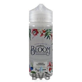 Lemon Lavender Shortfill Eliquid By Bloom