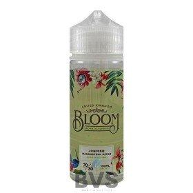 Juniper Mangosteen Apple Shortfill Eliquid By Bloom