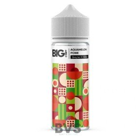 Aquamelon Pome 50ml Shortfill by Big Tasty